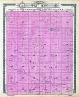 West Hope Township, Elkwood, Pembina River, Cavalier County 1912