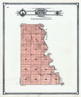 Bentru Township, Grand Forks County 1909