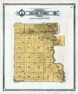Grand Forks Township, University P.O., Merrifield, Red River, Grand Forks County 1909