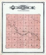 Logan Center Township, Fergus P.O., Goose River, Grand Forks County 1909