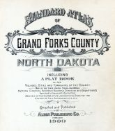 Title Page, Grand Forks County 1909