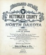 Title Page, Hettinger County 1917