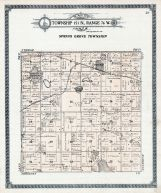 Spring Grove Township, McHenry County 1910