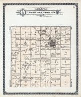 Township 156 N., Range 76 W., Towner, Mouse River, Great Northern R.R., McHenry County 1910