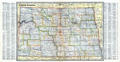 State Map, McLean County 1914