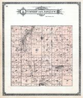 Township 148 N., Range 80 W., Nelson Lake, Cottonwood Lake, Crooked Lake, McLean County 1914