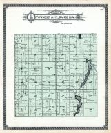 Township 149 N., Range 80 W., Crooked Lake, Long Lake, McLean County 1914