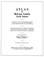 Title Page, McLean County 1962