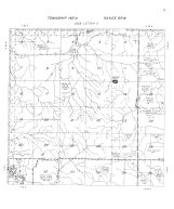 Page 5 E - Township 142 N. Range 89 W., Elm Creek, Medicine Butte, Mercer County 1963