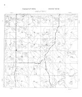 Page 9 I - Township 143 N. Range 90 W., Knife River, Mercer County 1963