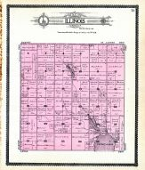Illinois Township, Nelson County 1909
