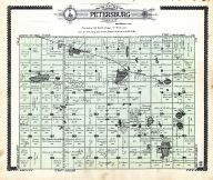 Petersburg Township, Nelson County 1909