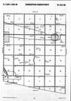 Sargent County Map Image 029, Ransom and Sargent Counties 1993