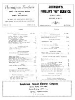 Index of Advertisers 1, Renville County 1956