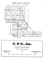 Renville County Map - Page 5, Renville County 1956