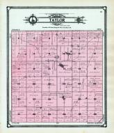 Taylor Township, Lake Della, Butte Lake, Golden Hill Farm, Sargent County 1909