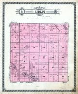 Berlin Township, Sheyenne Lake, Sheridan County 1914