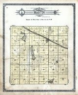 Martin Township, Wolf Lake, Johnson Lake, Sheridan County 1914
