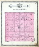 Mertz Township, Jones Lake, Sheridan County 1914