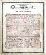 Rosenfield Township, Kandts Lake, Sheridan County 1914