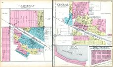 Courtenay, Kensal, Gray, Woodworth, Stutsman County 1911