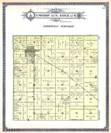 Courtenay Township, Stutsman County 1911