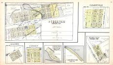 Streeter, Goldwin, Sydney, Spring Grove, Lakeview Park, Clementsville, Edmunds, Stutsman County 1930