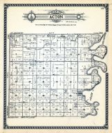 Acton Township, Walsh County 1928