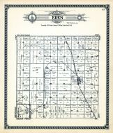 Eden Township, Walsh County 1928