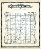 Walsh Center Township, Walsh County 1928