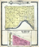 Township 154 N., Range 97 W. - Part, McGregor, Williams County 1914