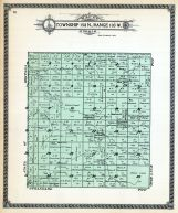 Township 158 N., Range 103 W., Willow Creek, Cottonwood Creek, Williams County 1914