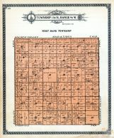 West Bank Township, Williams County 1914