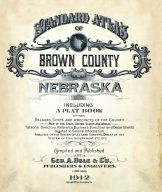 Brown County 1912