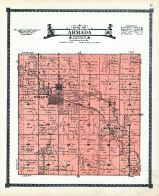 Armada Township, Buffalo County 1919