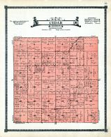 Cedar Township, Buffalo County 1919