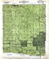 Riverdale Township, Buffalo County 1919