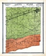 Shelton Township, Platte Township - East, Buffalo County 1919