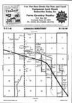 Armada T11N-R18W, Buffalo County 1994 Published by Farm and Home Publishers, LTD