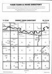 Cherry Creek T12N-R13W, Buffalo County 1994 Published by Farm and Home Publishers, LTD