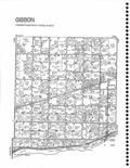 Map Image 025, Buffalo County 2006 - 2007