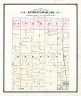 Everett and Oakland, Burt County 1884