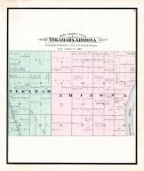 Tekamah and Arizona 2, Burt County 1884