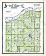 Bone Creek Township, Butler and Polk County 1918