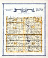 Linwood Township, Butler and Polk County 1918