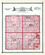 Olive Township, Butler and Polk County 1918