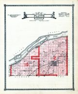 Platte Township 001, Butler and Polk County 1918