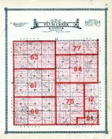 Plum Creek Township, Butler and Polk County 1918
