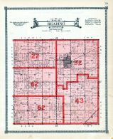 Reading Township, Butler and Polk County 1918