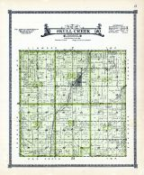 Skull Creek Township, Butler and Polk County 1918